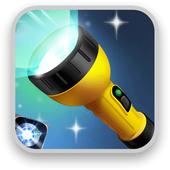 Super Bright + LED Flashlight icon