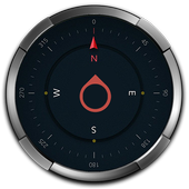 Simple Compass Pro icon