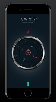 Simple Compass Pro screenshot 2