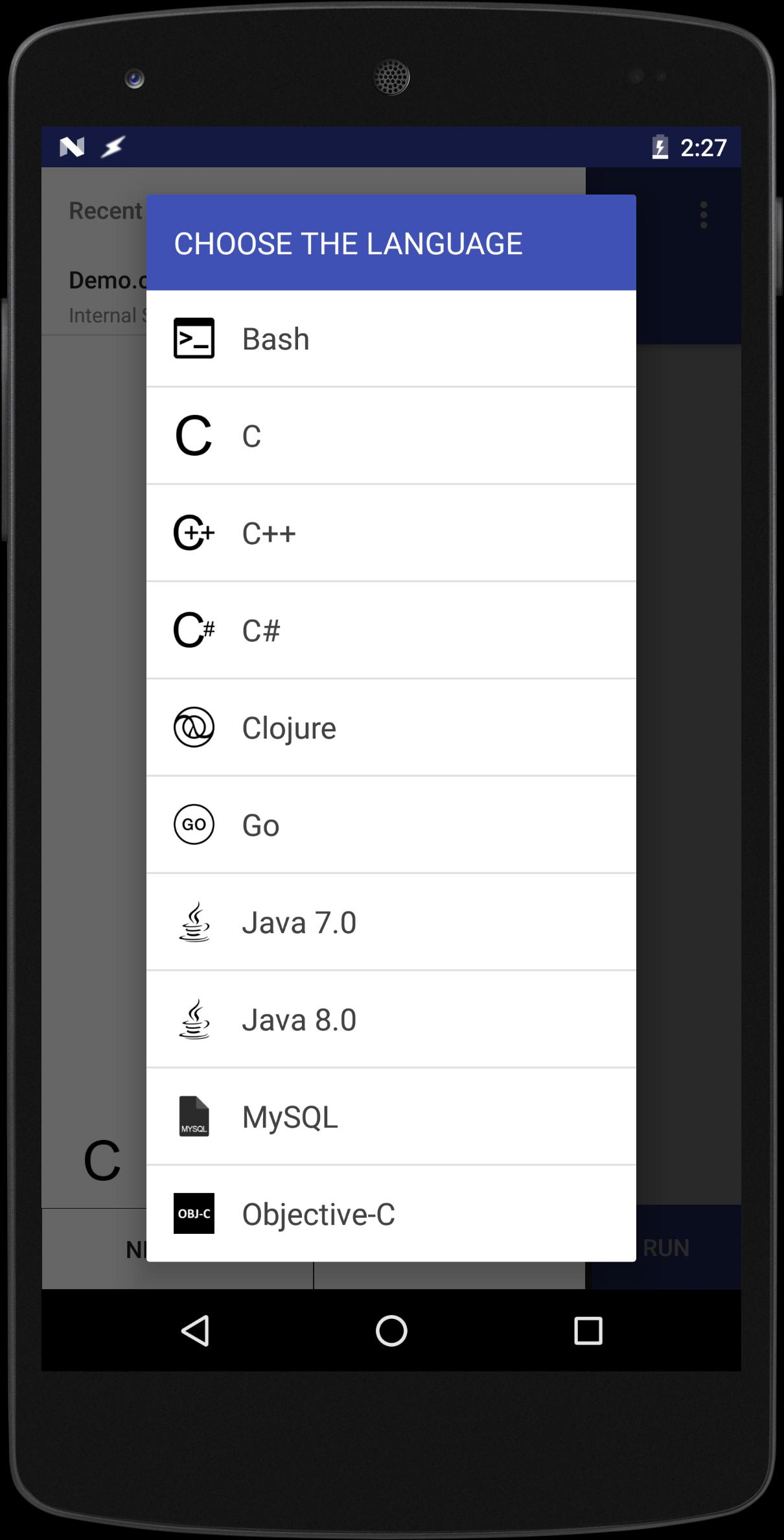 Online Compiler (Beta) for Android - APK Download