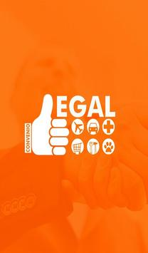 Convênio Legal poster