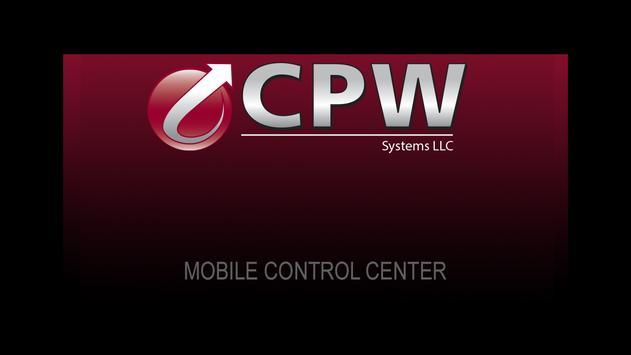 CPW Mobile Control Center apk screenshot