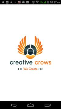 Creative Crows poster