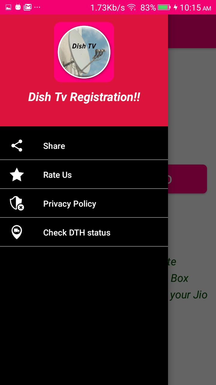 Free Jio Dish TV Registration for Android - APK Download