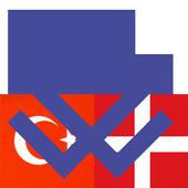 Turkish Danish Dictionary icon