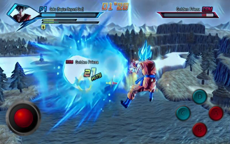 dragon ball xenoverse apk free download