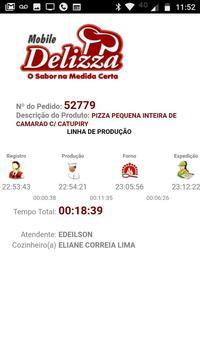 App Delizza screenshot 1