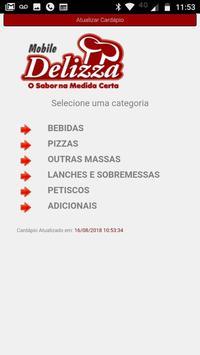 App Delizza screenshot 4