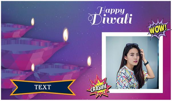 Diwali Photo Frames 2017 apk screenshot