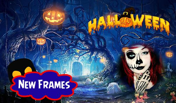Halloween Photo Frame poster