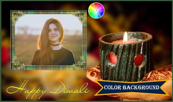 Happy Diwali Photo Frames screenshot 5