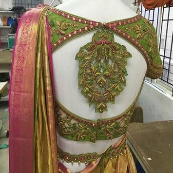 Indian Blouse Designs screenshot 1