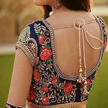 Indian Blouse Designs screenshot 3