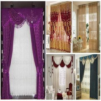Modern Curtain Designs 2019 screenshot 4