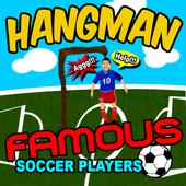 Hangman Soccer Players icon