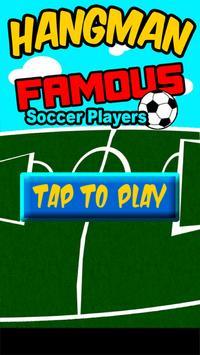 Hangman Soccer Players apk screenshot