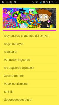 Magnificas Frases elRubius apk screenshot