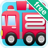 Baby Vehicle Sounds Free NoADS icon