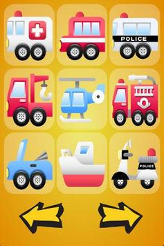 Baby Vehicle Sounds Free NoADS screenshot 1