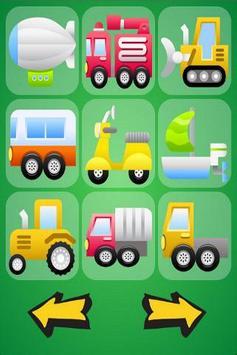 Baby Vehicle Sounds Free NoADS screenshot 2
