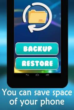 Backup and Restore poster
