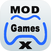 New X-mod games icon