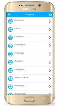 Directorio Medico Bolivia screenshot 2