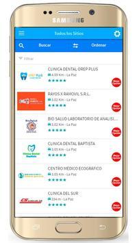 Directorio Medico Bolivia screenshot 3