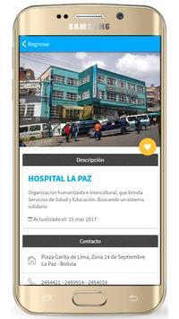 Directorio Medico Bolivia screenshot 6