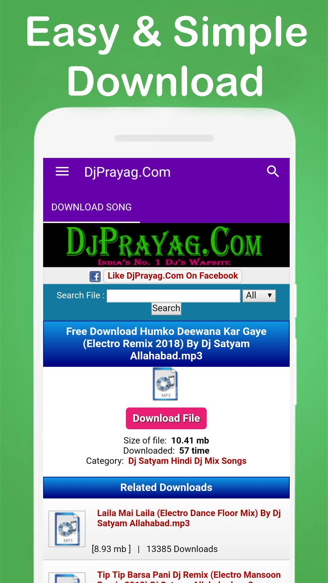 Dj Prayag - Bhojpuri Dj Remix Song for Android - APK Download