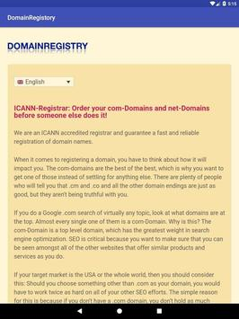 1a: .com and .net screenshot 19