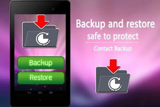 Contact Backup apk screenshot