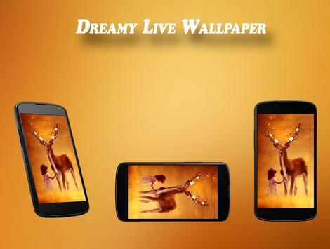 Dreamy Live Wallpaper poster