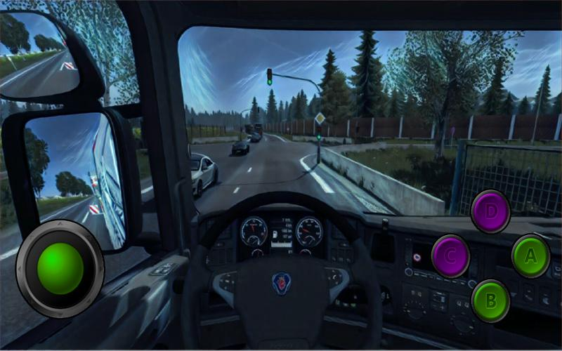 New Euro Truck Simulator 2 Multiplayer Free Tips for Android