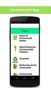 Environmental Studies 2020 screenshot 1