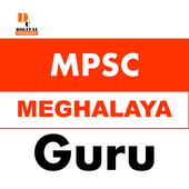 MPSC Meghalaya Exam guide 2018 icon