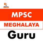MPSC Meghalaya Exam guide 2019 icon