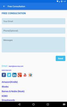 ExecVisa screenshot 11