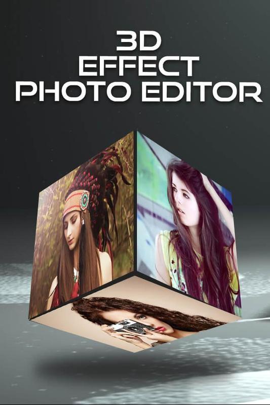 3d Effect Photo Editor Apk Baixar Gr Tis Fotografia