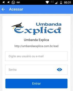 Umbanda Explica apk screenshot