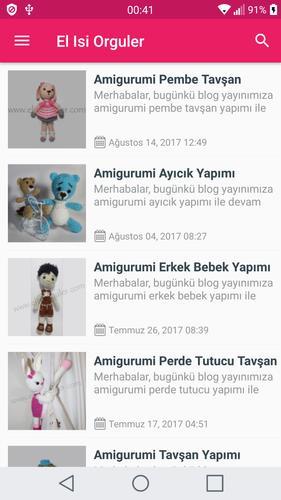 Amigurumi Bediş bebek – 10marifet.org | 500x281