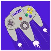 Turbo N64 Emulator icon
