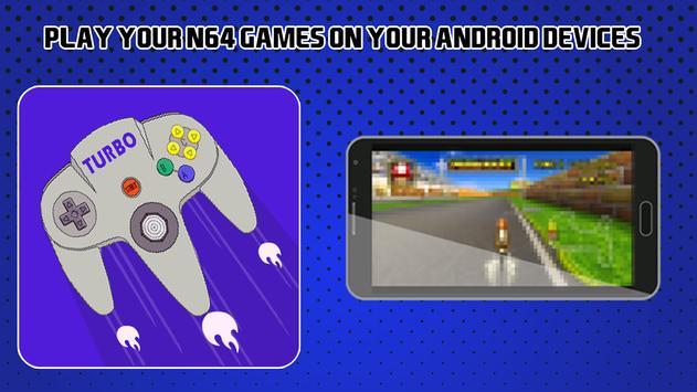 Turbo N64 Emulator apk screenshot