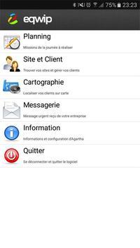EQWIP.NET apk screenshot