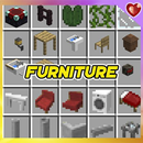 APK New furniture mods for minecraft pe