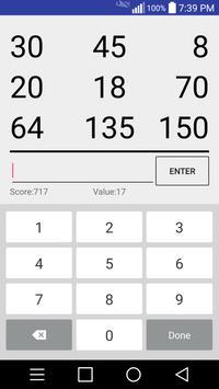 Factoring Game screenshot 1
