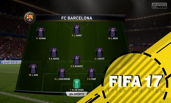 new fifa 17 best tips apk screenshot