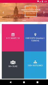 Istanbul Fellowship poster