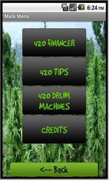 420 Financer poster