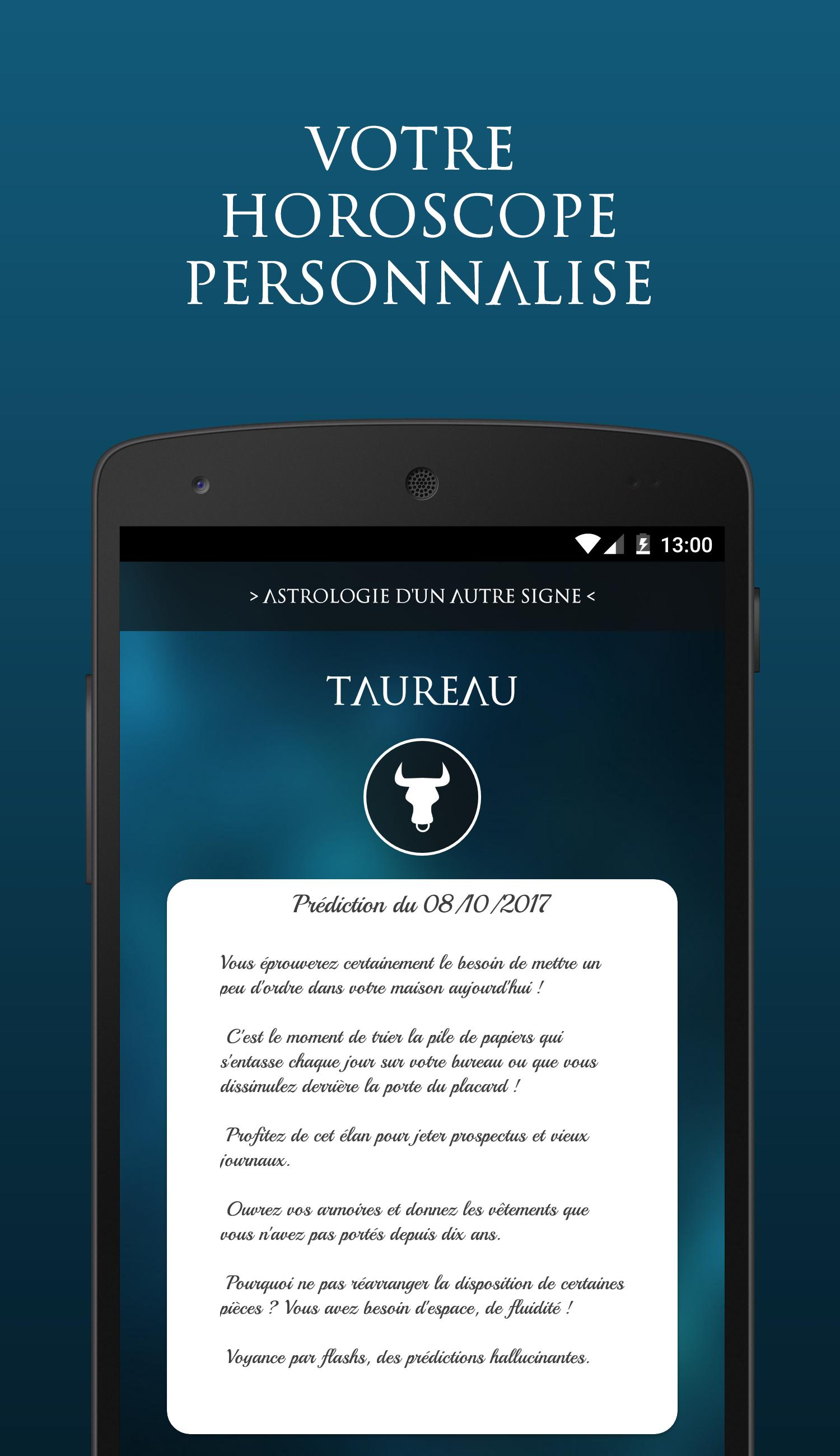 La Maison Du Placard mon horoscope taureau ♉ for android - apk download